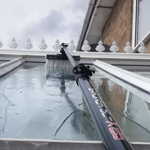 Residential Window Cleaning And Conservatory Cleaning In